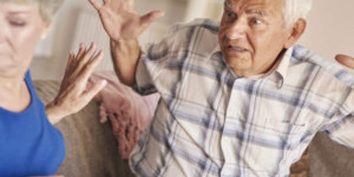 dealing with dementia aggression