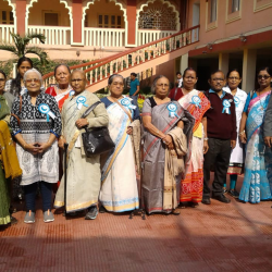 Mayapur Trip with Seniors