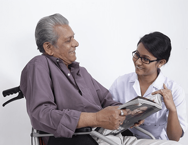 Elderly Care by India's leading Home Care Specialist - Tribeca Care