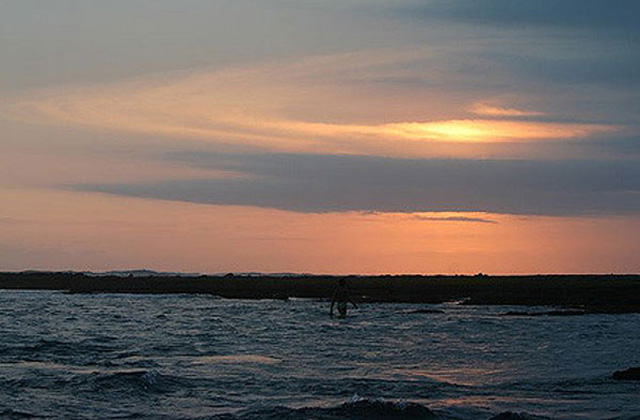 Puri Sunset